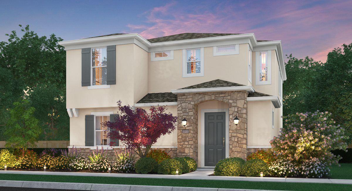 Residence 2013   Elevation B