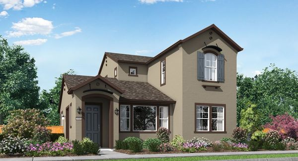 Residence 1458 | Elevation A