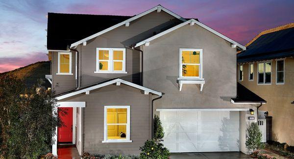 Residence 3 - Elevation C