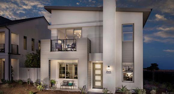 Residence 1 - Elevation B