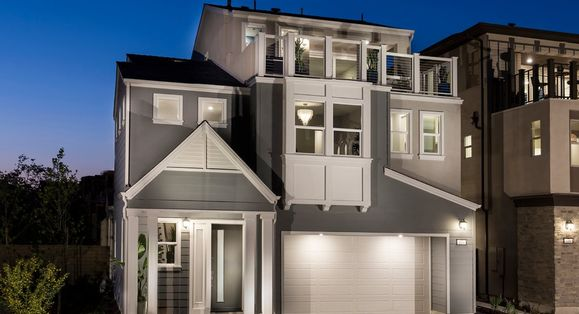 Residence 1 - Elevation C
