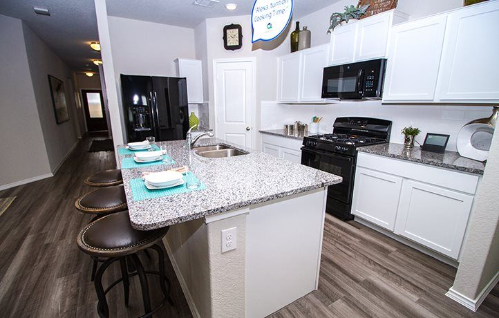 Bradwell kitchen
