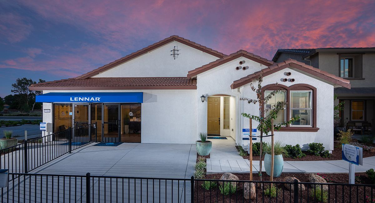 The Pepperwood Model Home