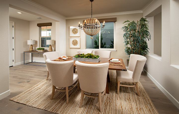 The Sequoia Plan | Dining Room