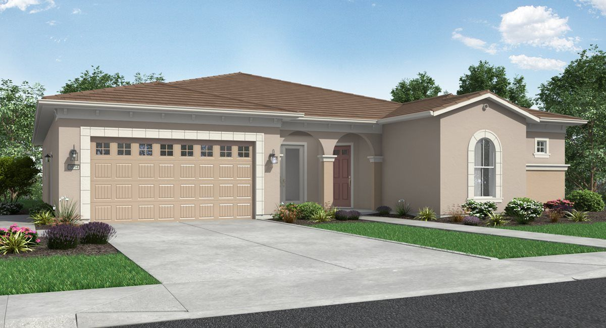 Residence 2614   Elevation A