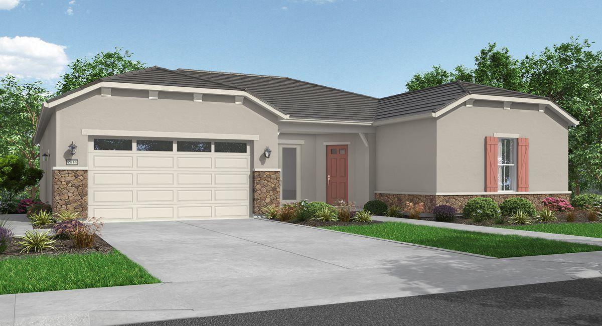 Residence 2614 | Elevation B