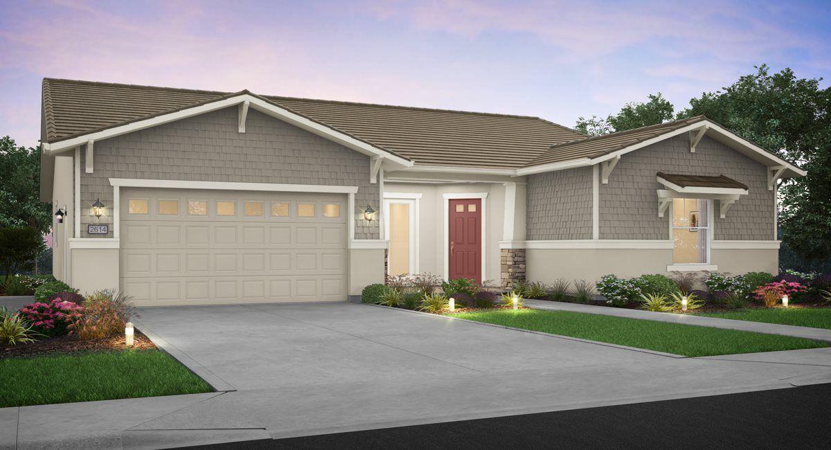 Residence 2614 | Elevation C