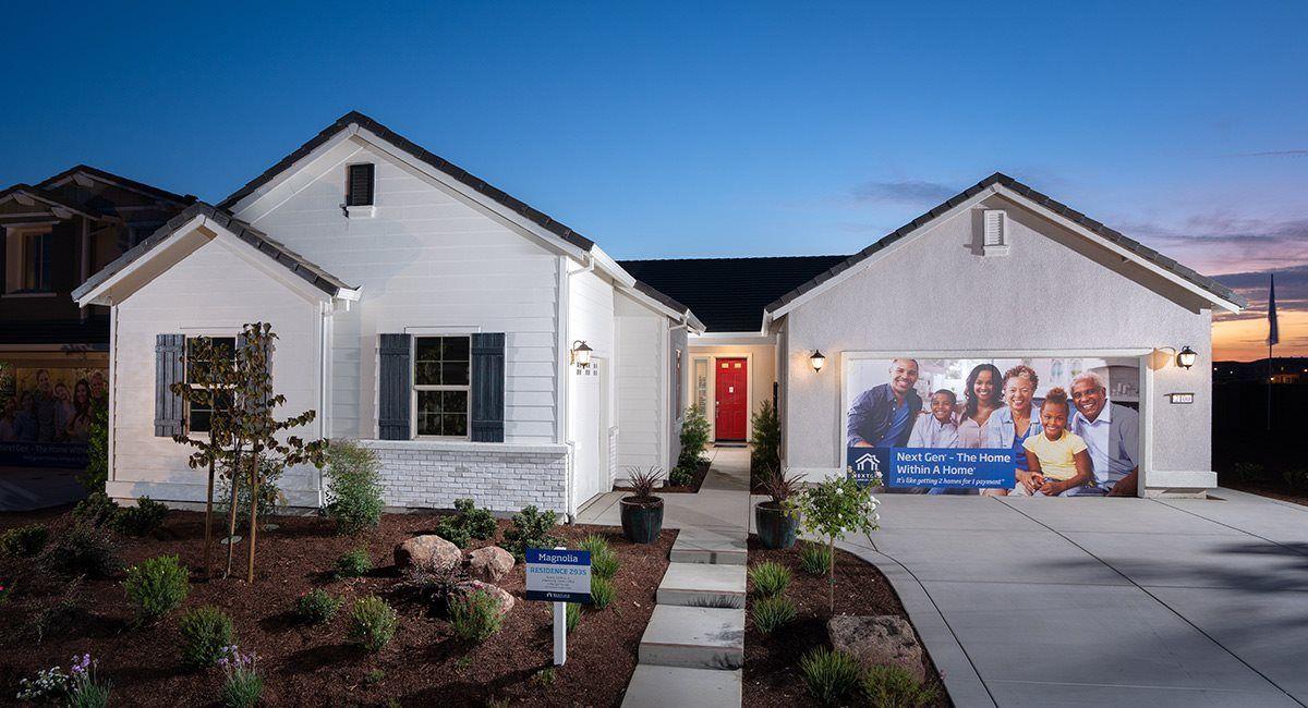 Residence 2935 | Model Home