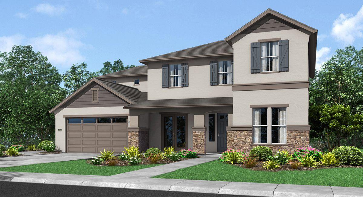 Residence 3023 | Elevation B