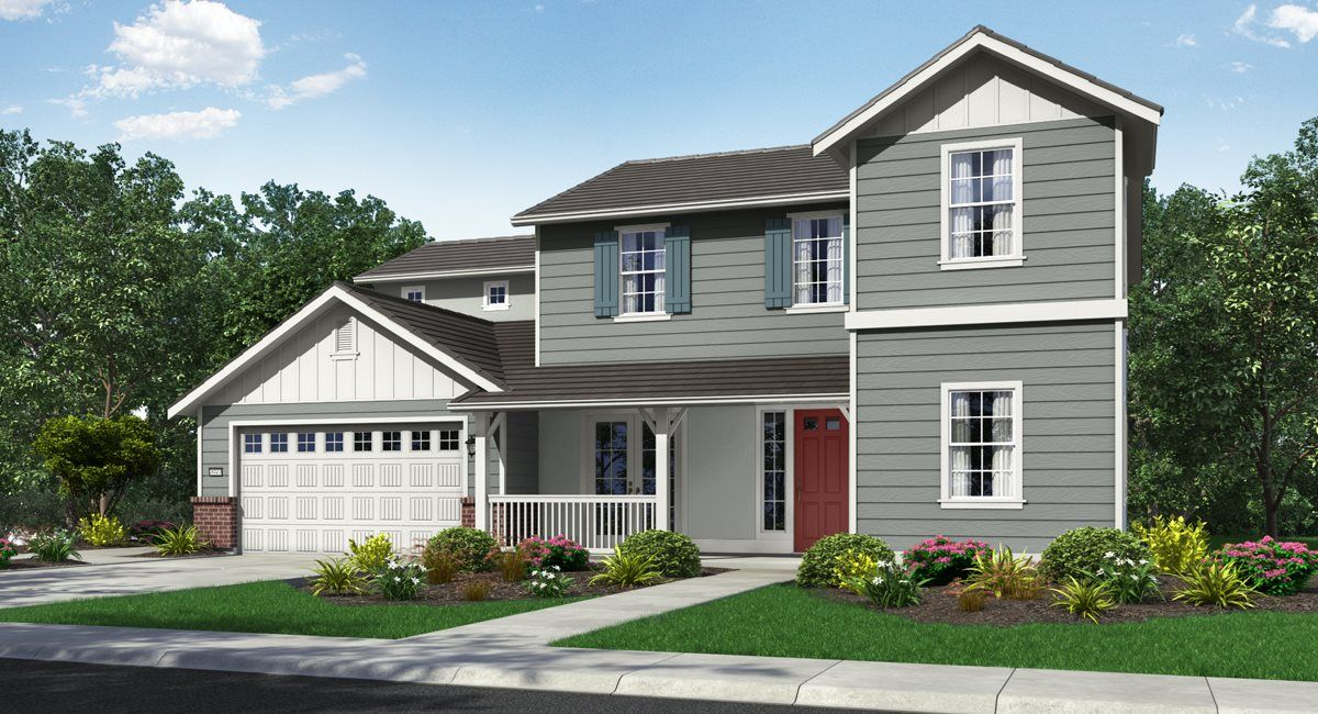 Residence 3023 | Elevation D