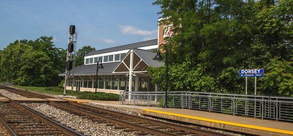 Dorsey Rail Station