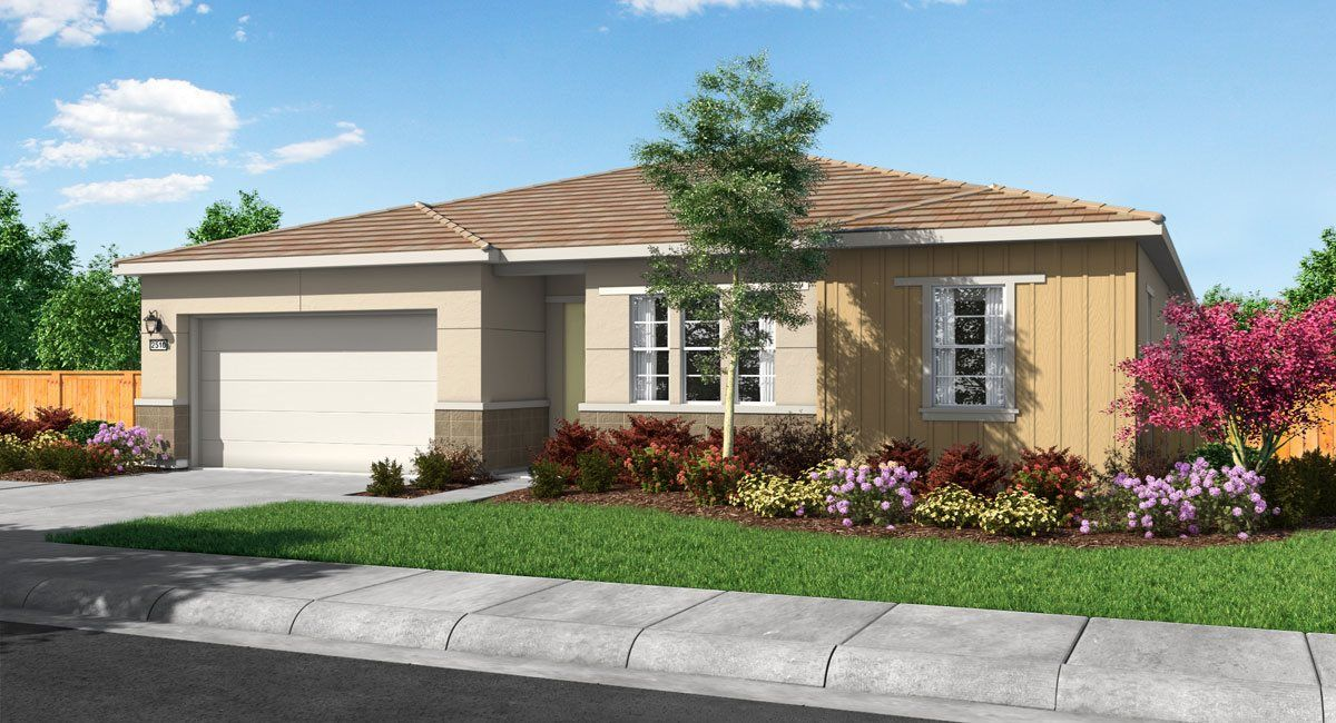 Residence 2510 | Elevation A