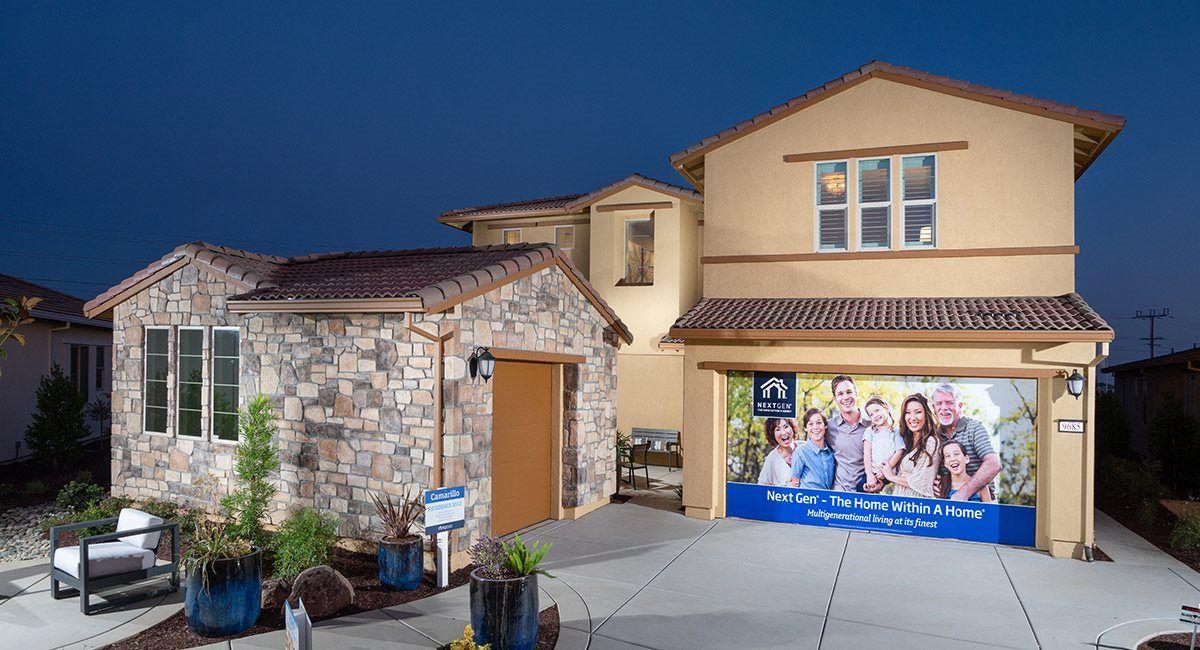 Residence 3512 | Model Home