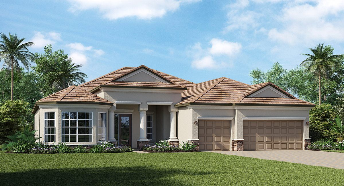 Sawgrass elevation F