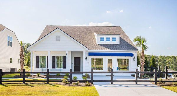 Litchfield II Model Home
