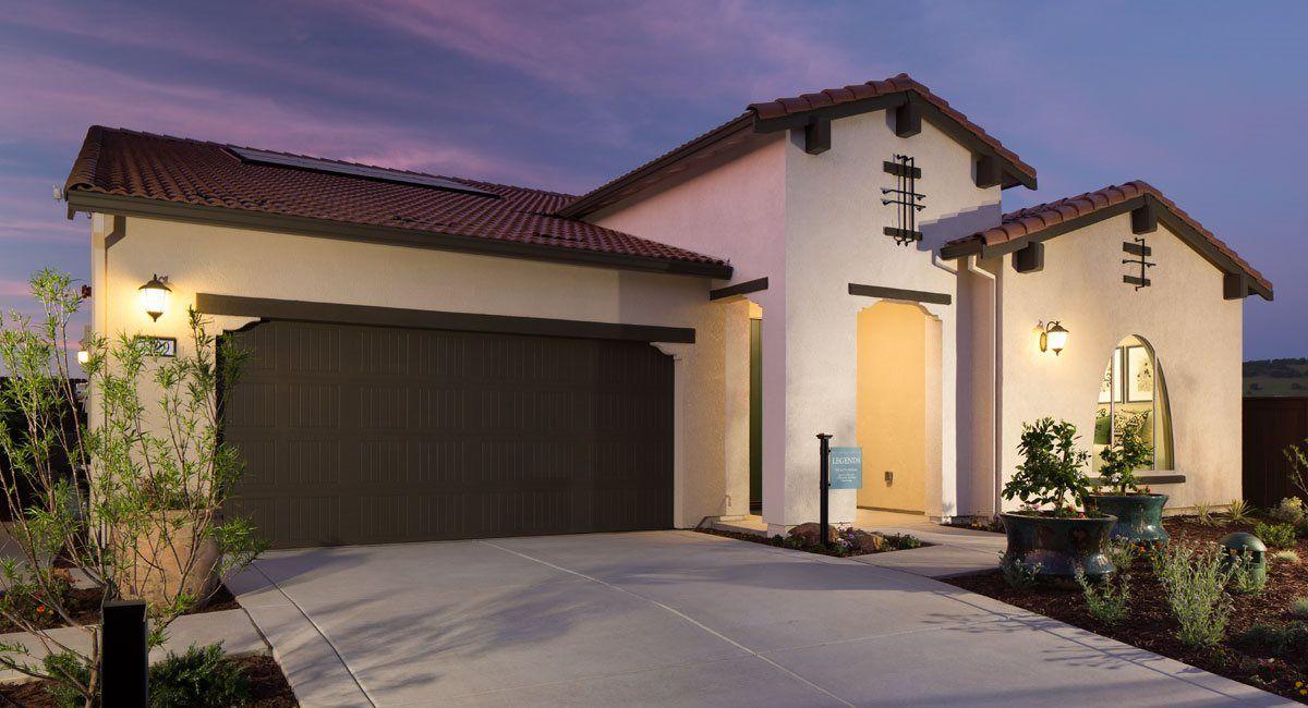 The Santa Barbara Model Home