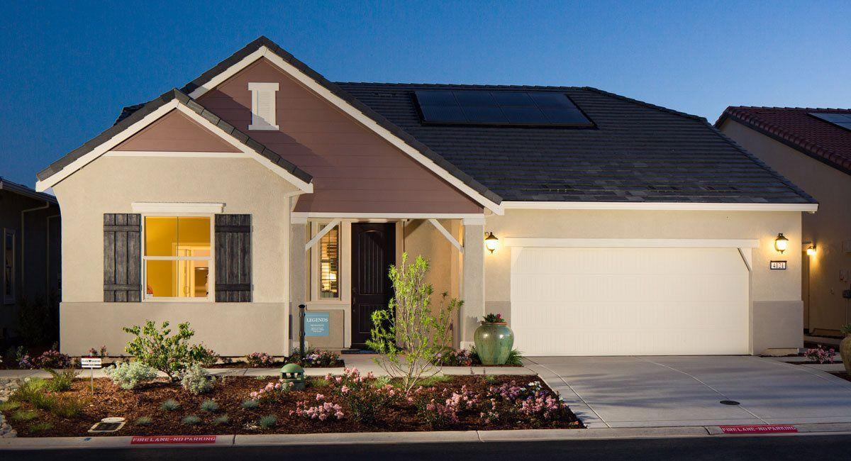 The Montecito Model Home