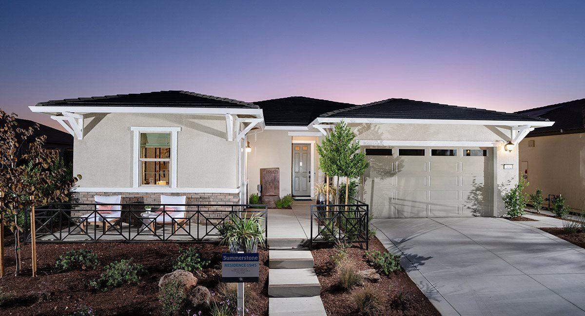 Residence 1945 | Model Home
