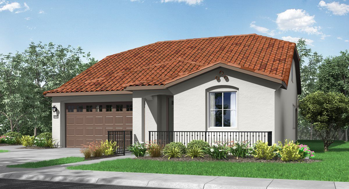 Residence 2119 | Elevation A