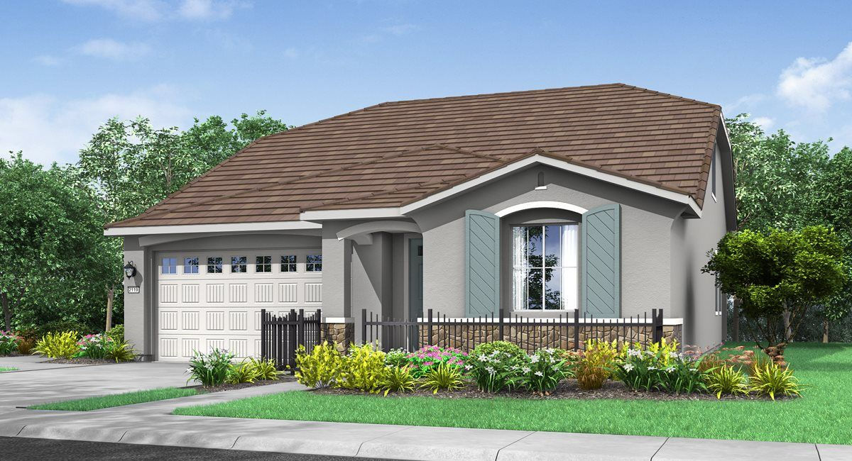 Residence 2119 | Elevation D