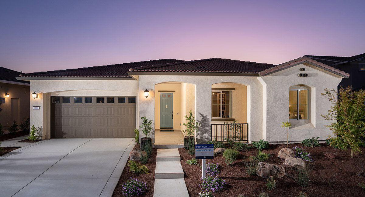 Residence 2494 | Model Home