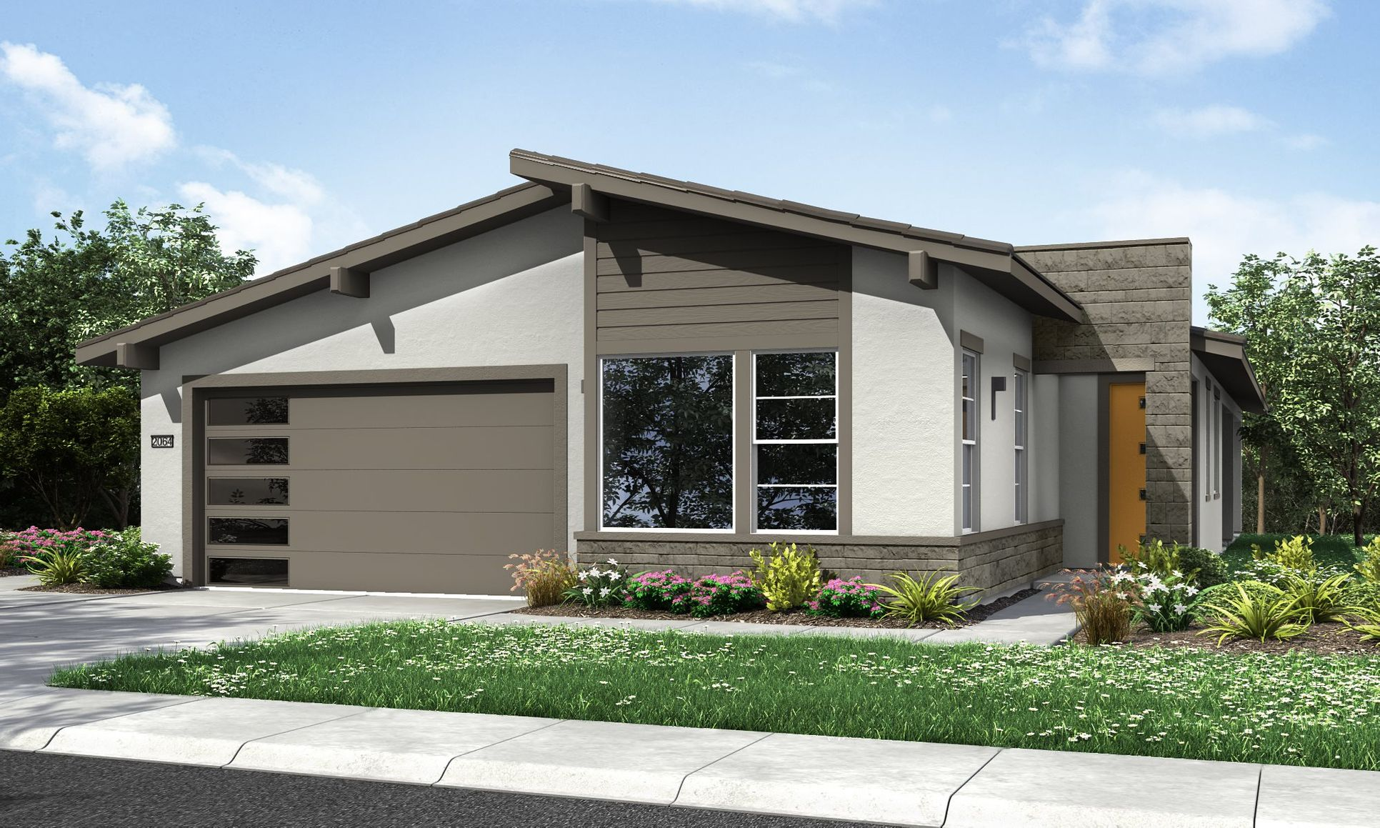 Residence 2064 | Elevation E