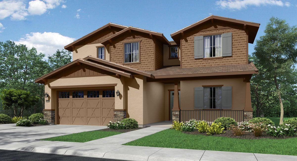 Residence 3105 | Elevation D