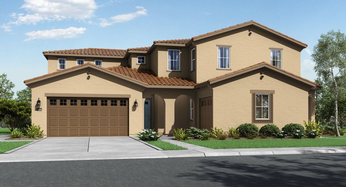 Residence 3529 | Elevation A