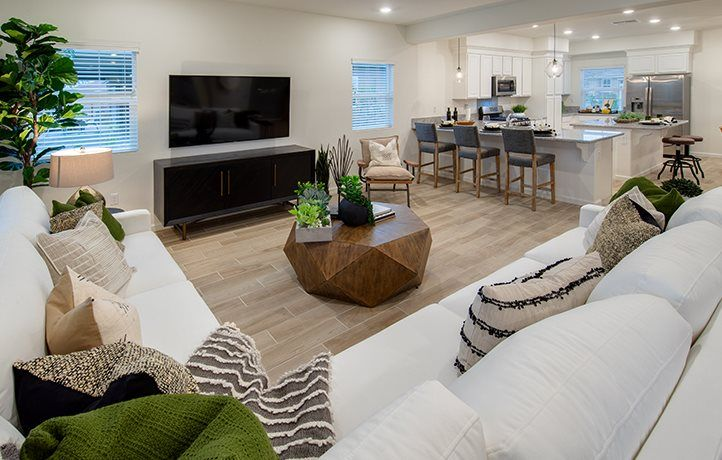 Residence 2062 | Great Room