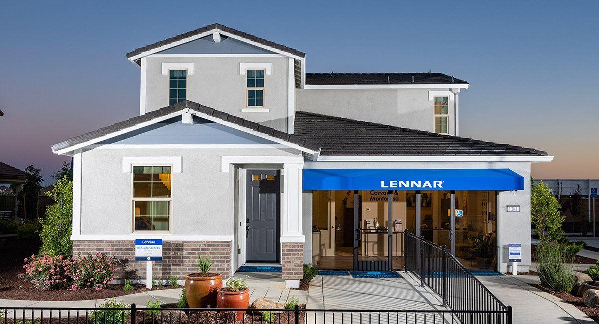 Residence 2110 Model Home