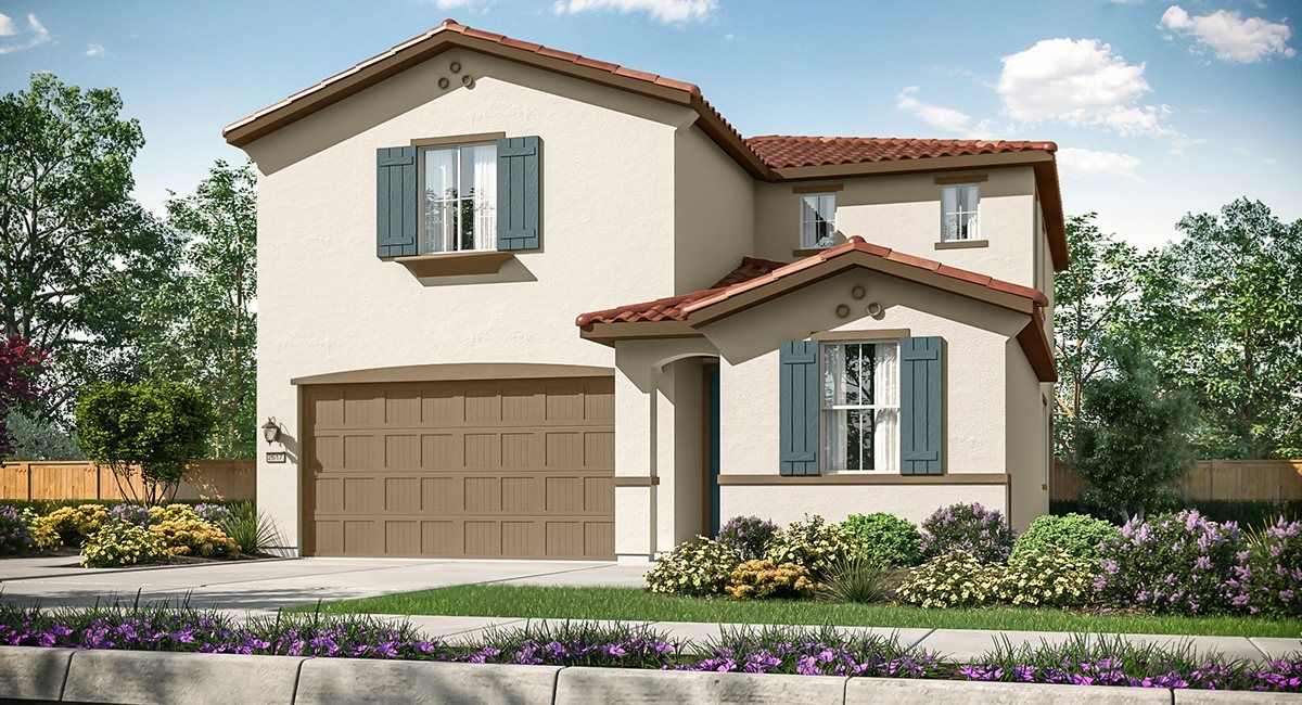 Residence 2617 | Elevation A