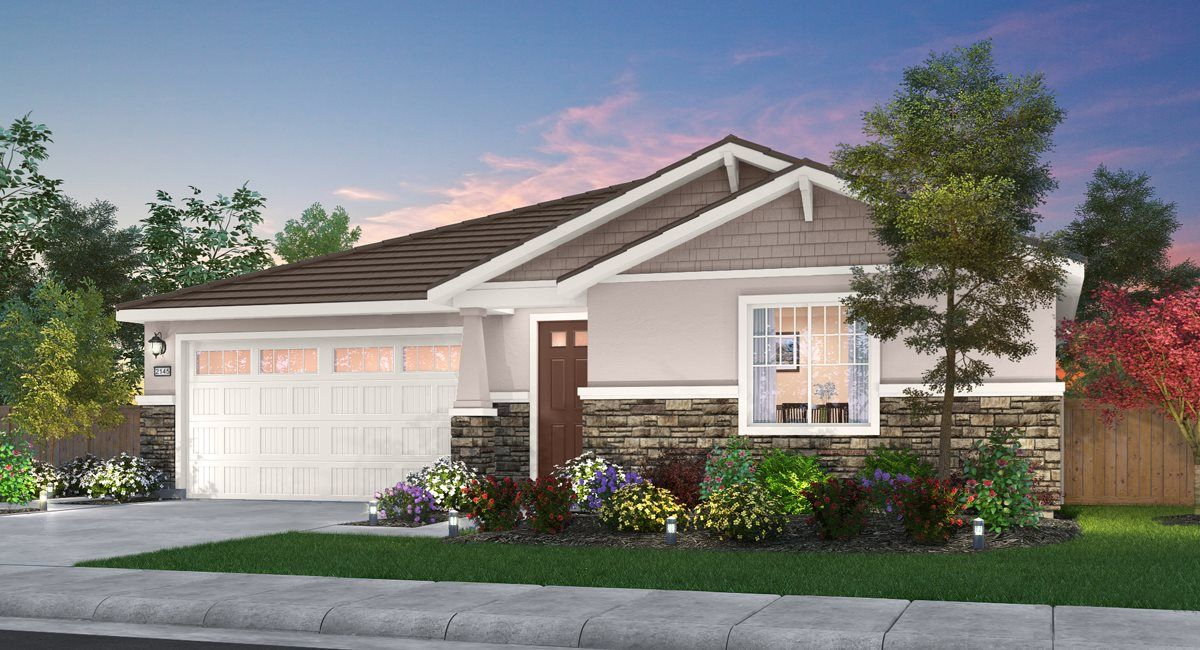 Residence 2145 | Elevation A