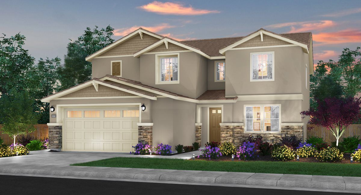 Residence 3175 | Elevation A