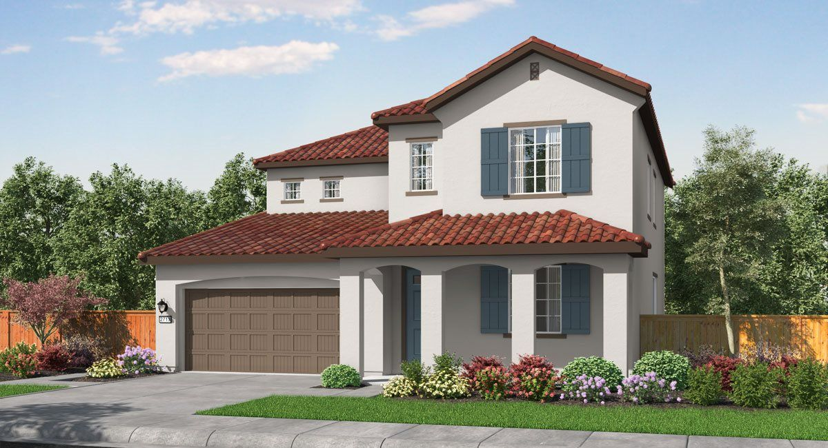 Residence 2713 | Elevation A