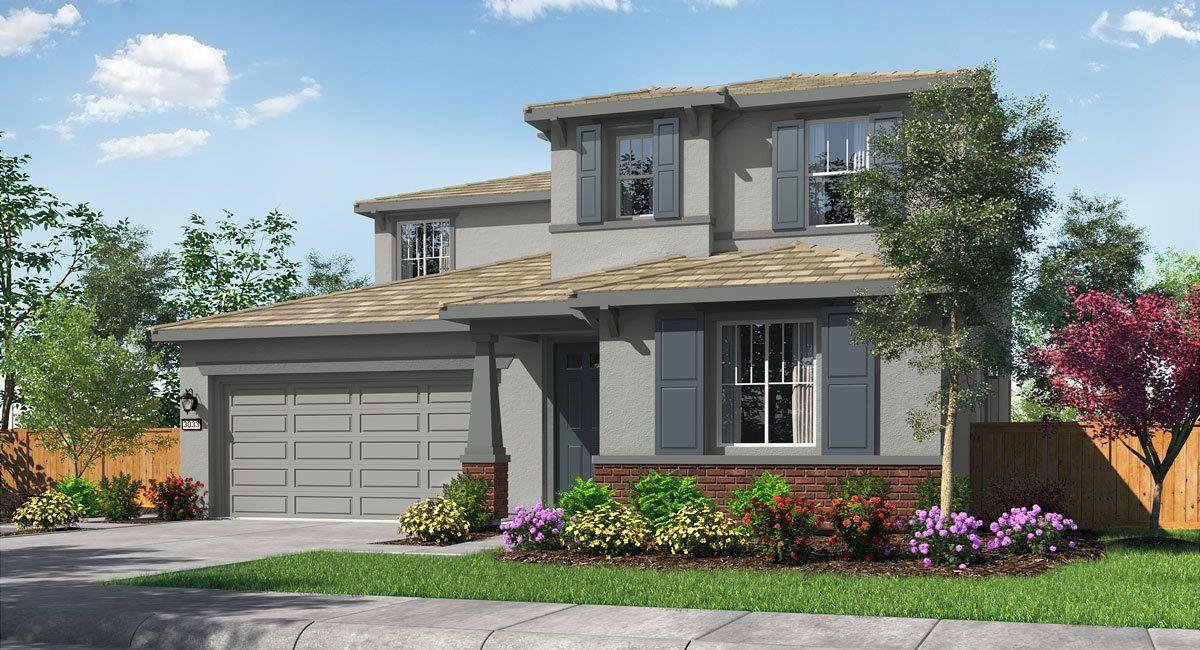 Residence 3033 | Elevation B