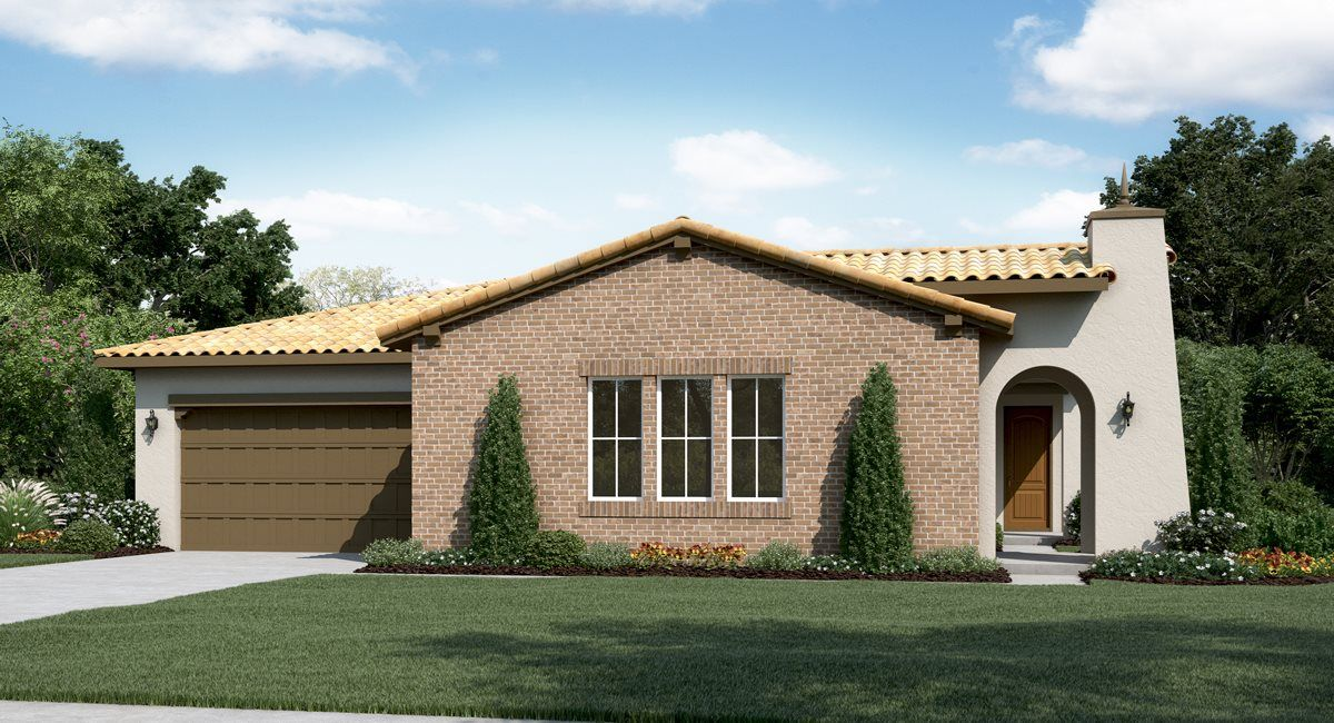 Residence 2837 | Elevation A