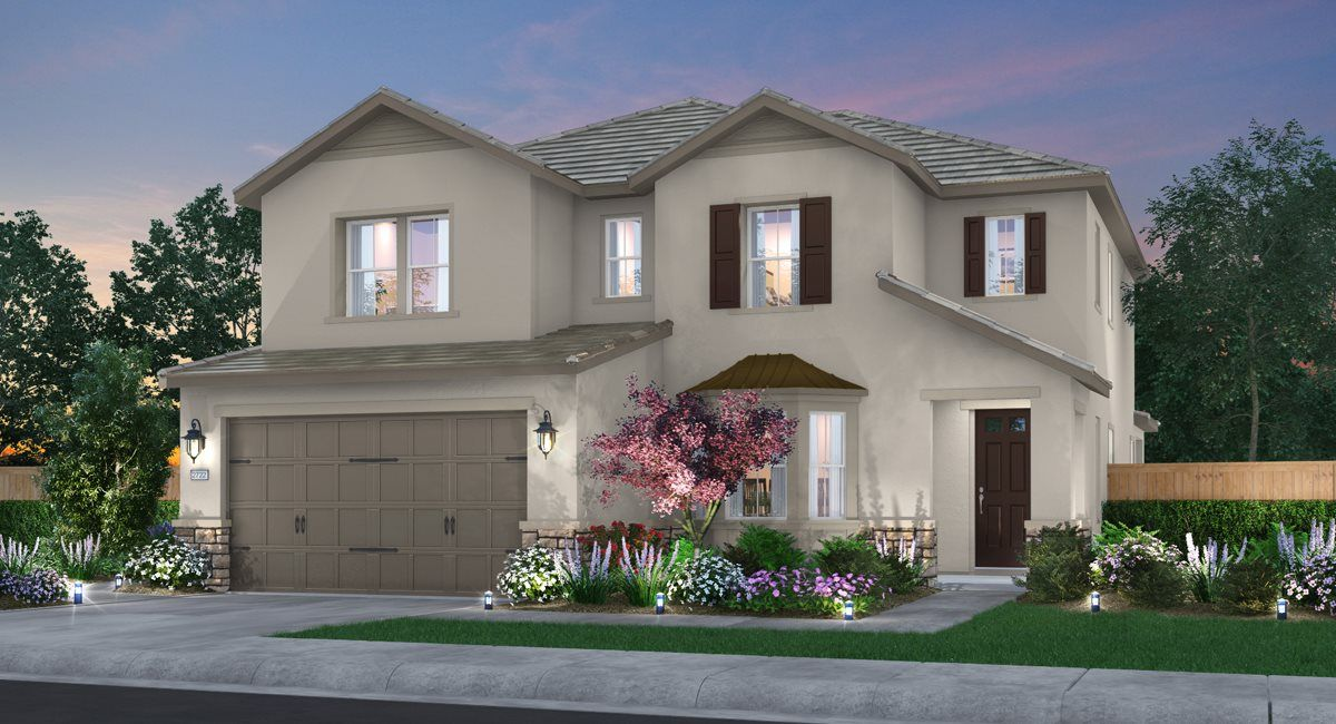 Residence 2722 | Elevation B