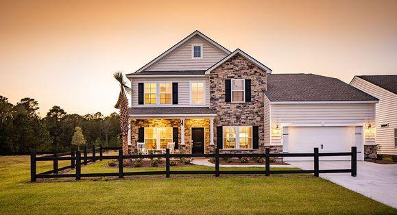 Virginian II Model Home