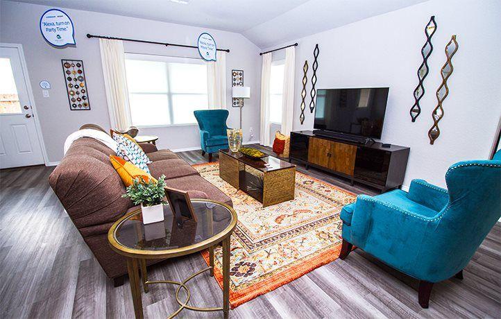Bradwell living room