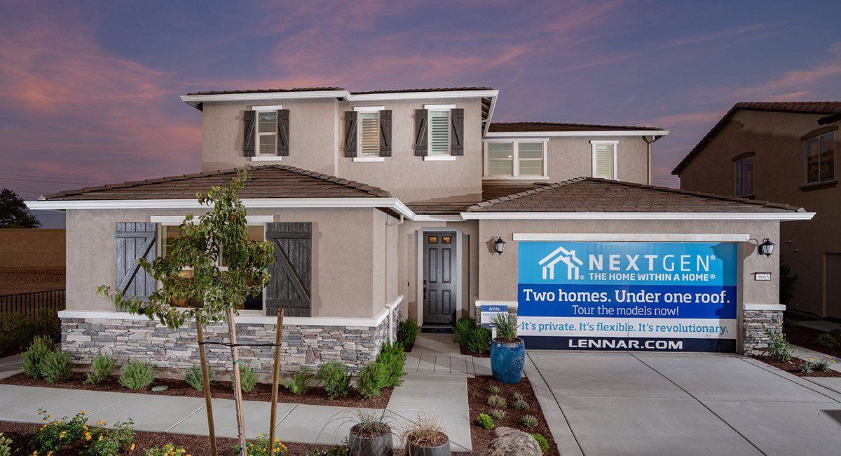 Residence 3312 Model Home