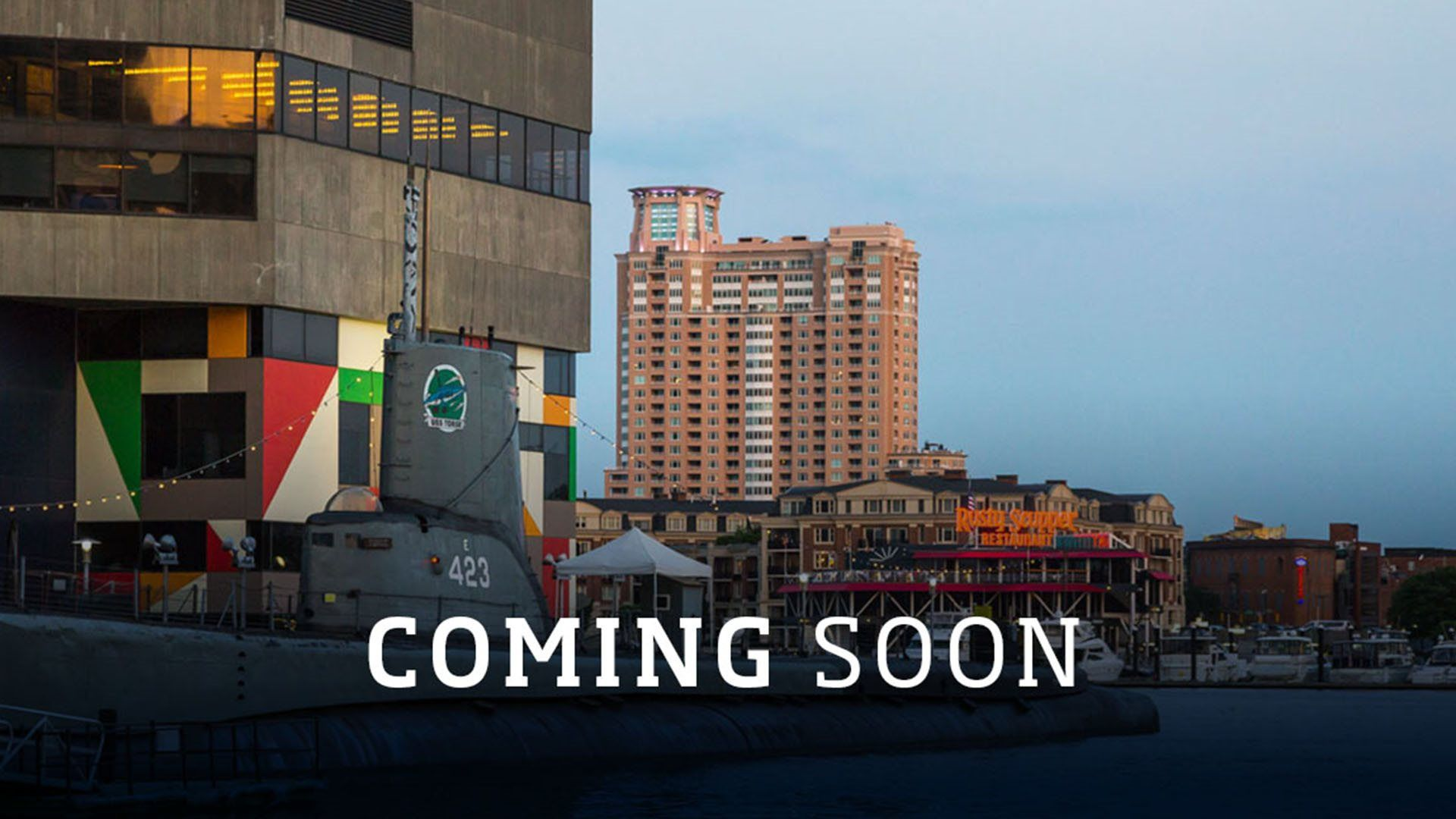 Patapsco Glen Coming  Soon