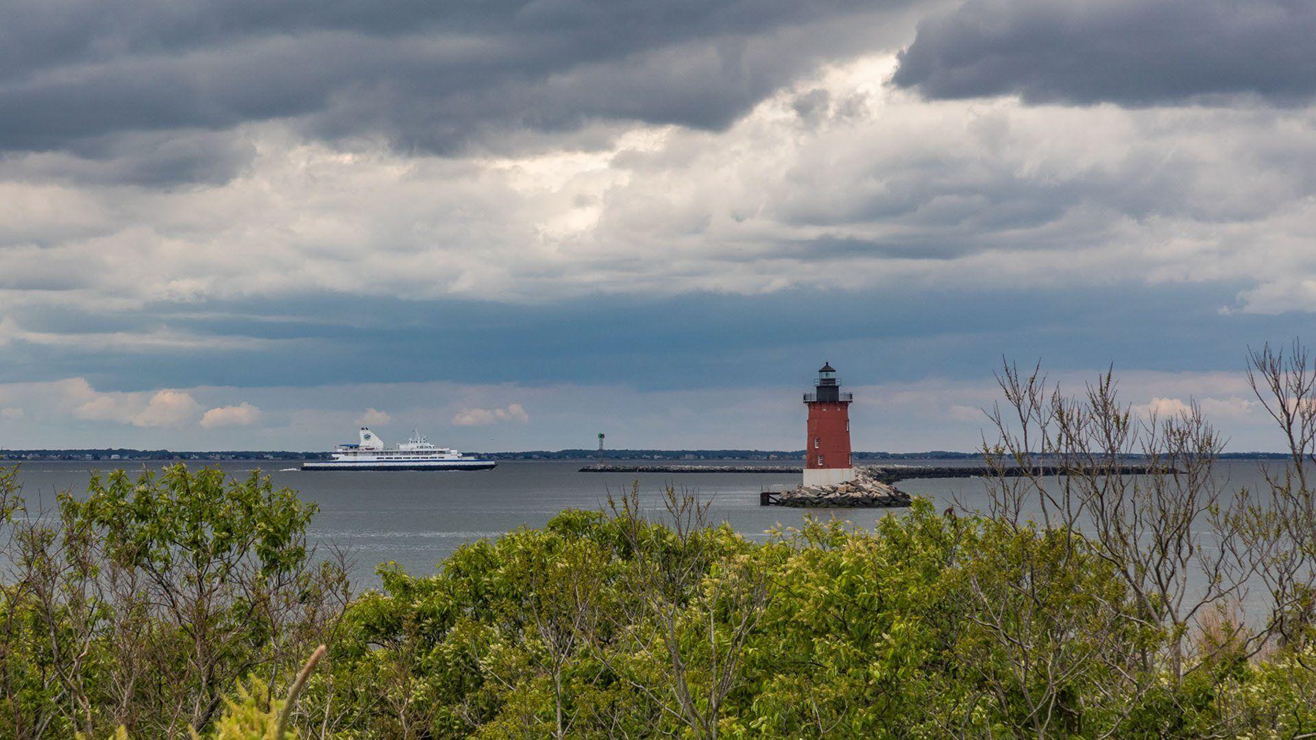 Nearby | Delaware Breakwater East End Lighthouse