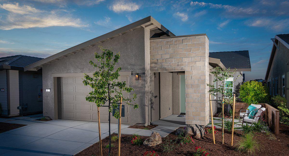 Residence 1445 Model Home