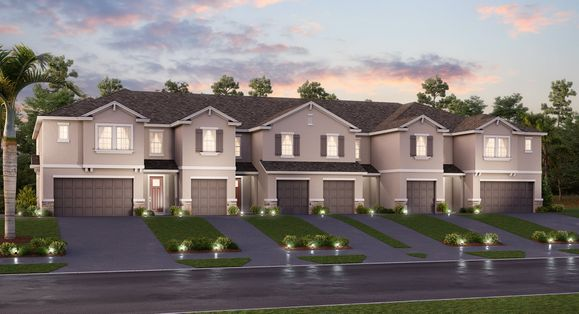 Townhomes at Epperson