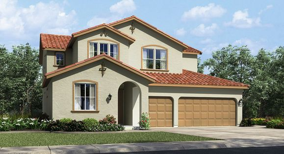 The Ferndale Plan   Elevation A