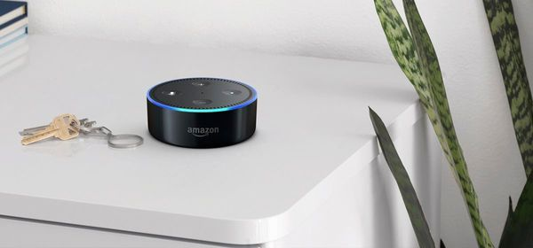 Amazon Alexa Included