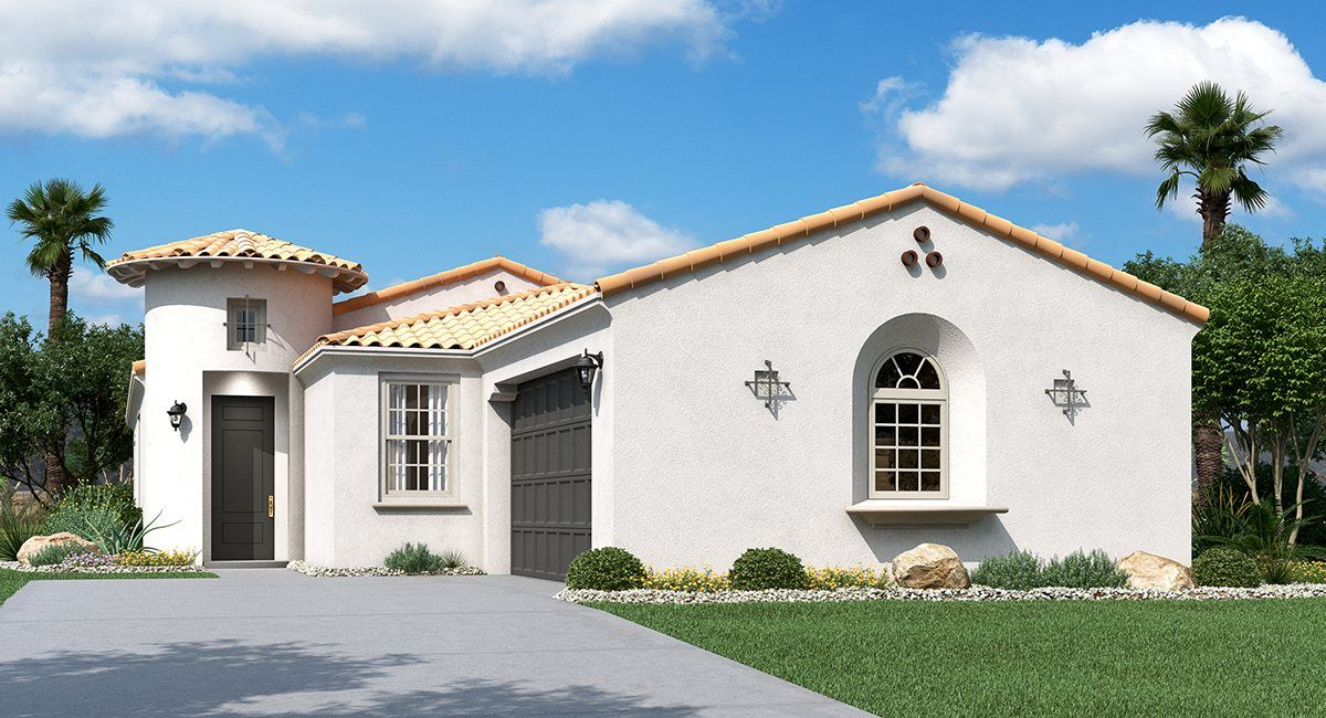 Mesquite Plan 3516 A Spanish