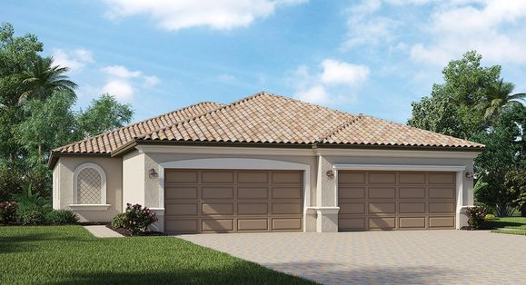 Lennar homes Magnolia Villa