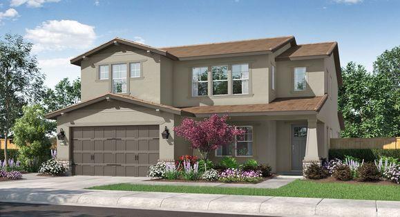 Residence 2722 | Elevation C