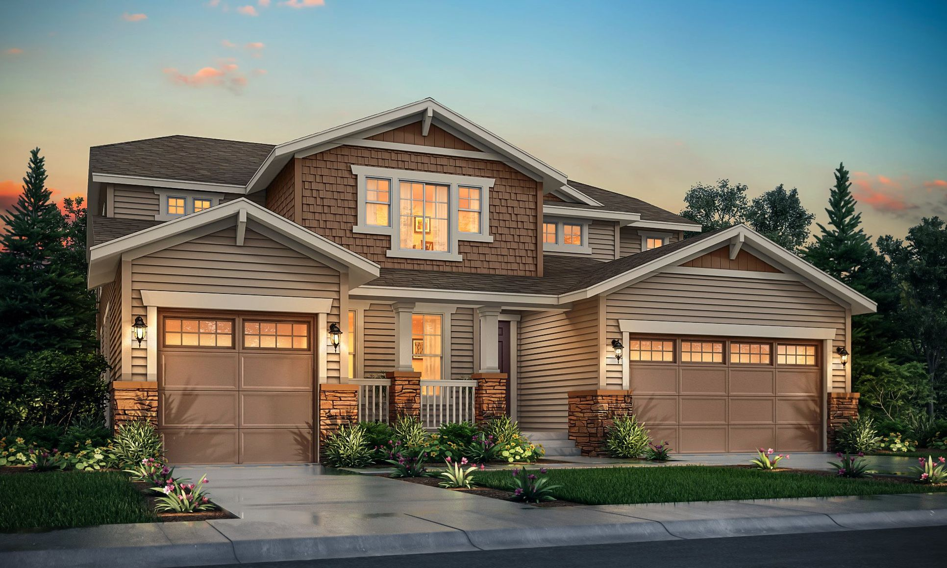 Craftsman Elevation